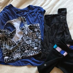 Lululemon Bundle 4 items!